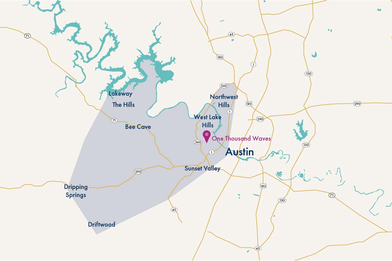 Austin-Service-Map